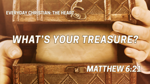 What's Your Treasure?