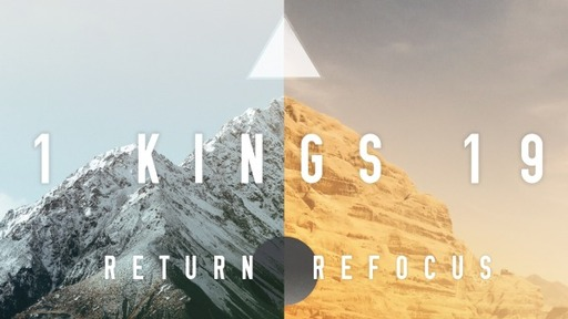 RETURN & REFOCUS