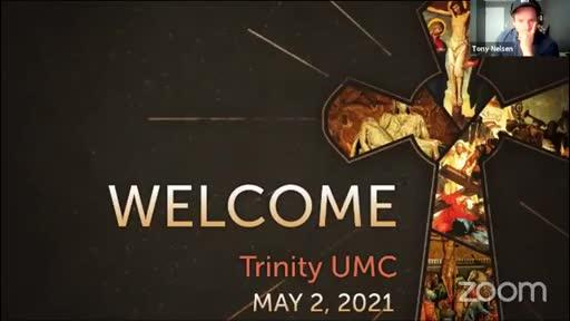 Sunday Worship—May 2, 2021