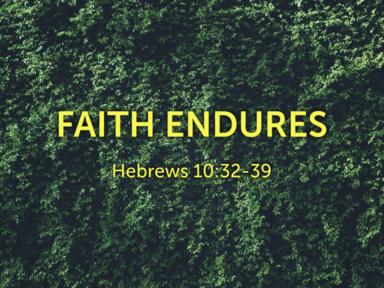 Faith Endures 05/02/21