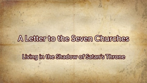 Revelation Living in the Shadow of Satan's Throne