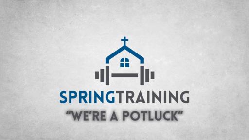 We're A Potluck