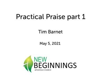 Principals of Praise