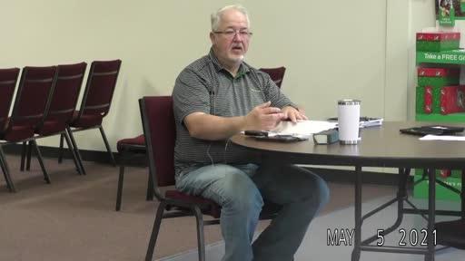 Steven William Schenewerk was live in Winston Community Baptist Church.