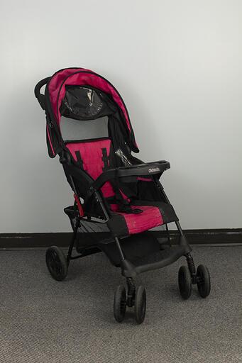 Stroller - Pink
