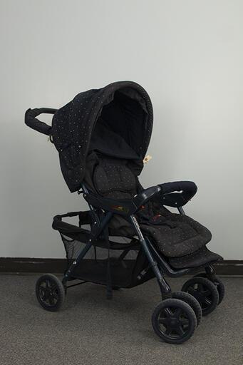 Stroller - Black