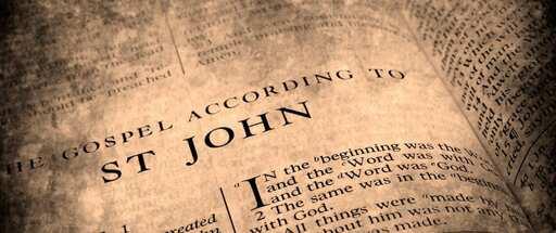 John 16:25-30
