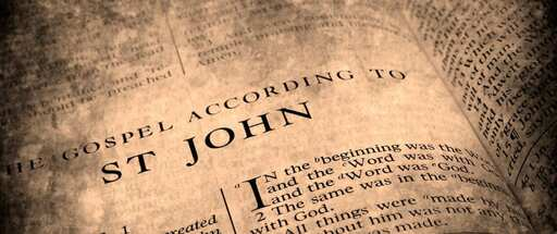 John 19:17-30