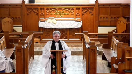 Live Stream Worship from St Aidans 9 May 2021