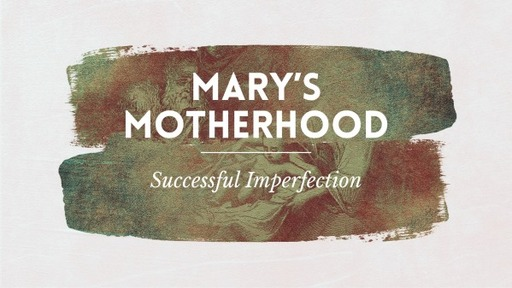 Mary's Motherhood (Successful Imperfection)