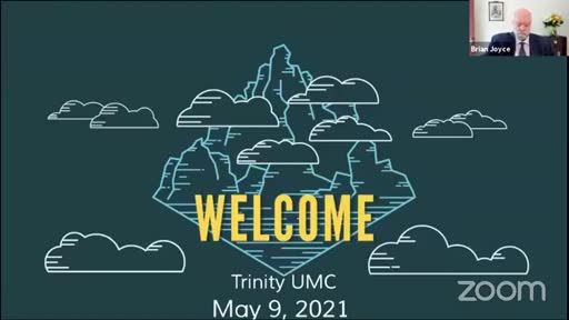 Sunday Worship—May 9, 2021