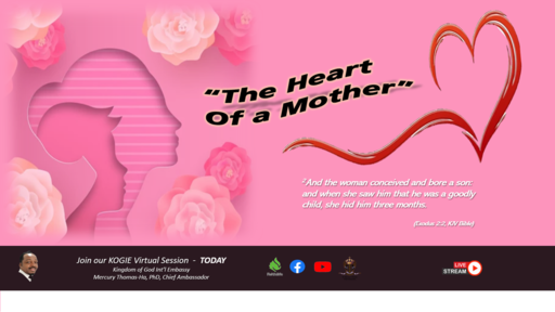 """""""The Heart of a Mother"""" by Mercury Thomas-Ha, PhD  