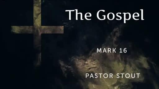 The Gospel - 1 Corinthians 1:14-17
