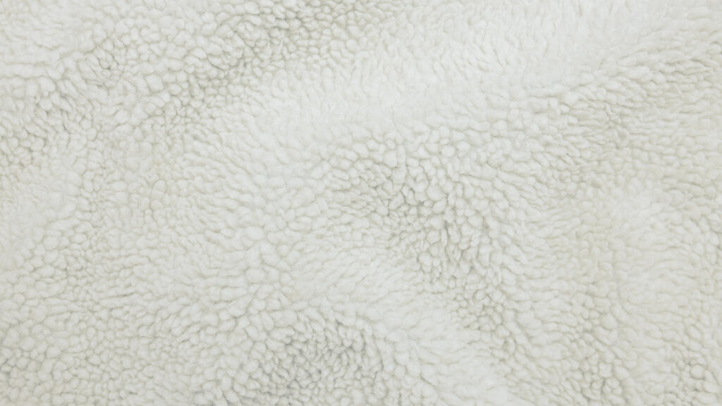 Cream Sherpa Texture large preview