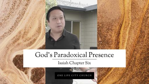 God's Paradoxical Presence
