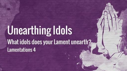 Unearthing Idols