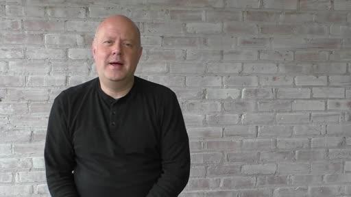 Mark Hoffman Elder Candidate