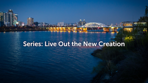 Live Out the New Creation