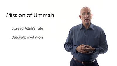 Ummah and Its Mission
