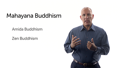 Amida and Zen Buddhism