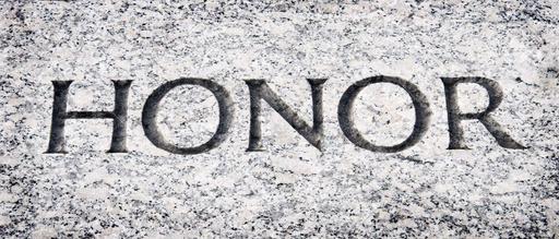 2021-05-16 Honor - Wayne Curry