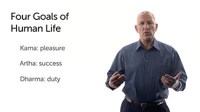 Four Goals for Life