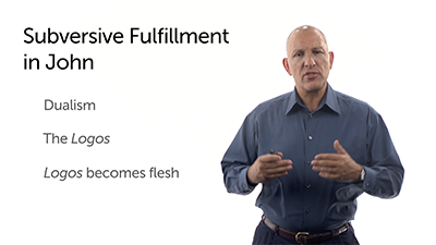 Subversive Fulfillment in the Bible