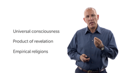 The Rise of Empirical Religions