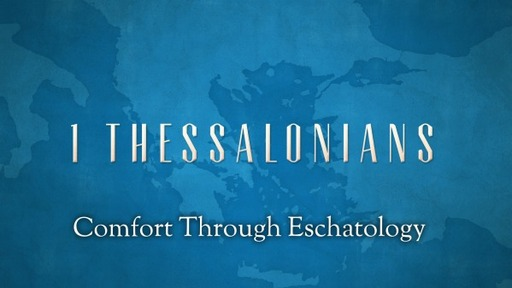 1 Thessalonians Background