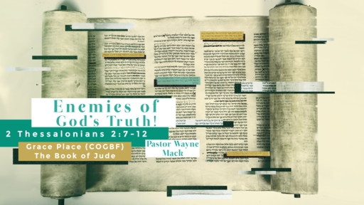 The Six Enemies of God's Truth