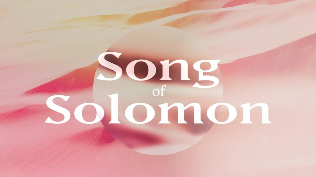 Song of Songs Desert large preview