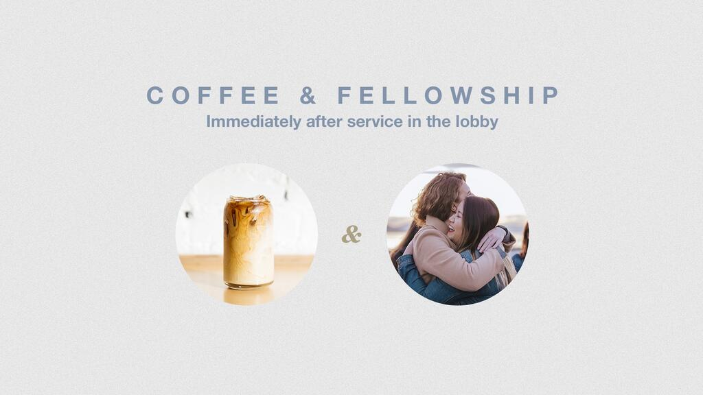 Coffee & Fellowship large preview