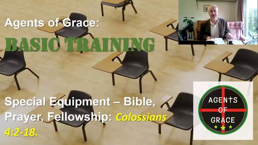 Basic Training - Special Equipment