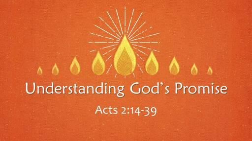 Understanding God's Promise