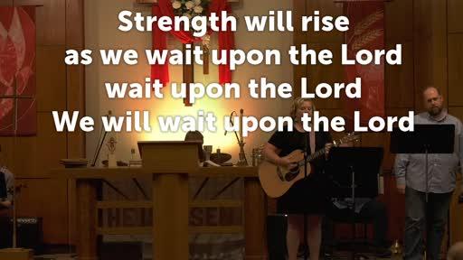 Worship May 23, 2021