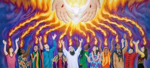 The Joy Found In God's New World