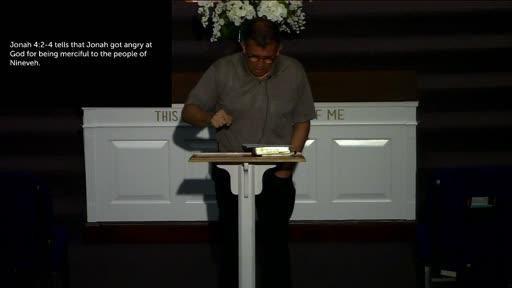 Wednesday Night Bible Study, Felipe Arias