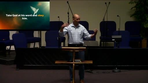 Trust and Obey, Dr. Ben Karner