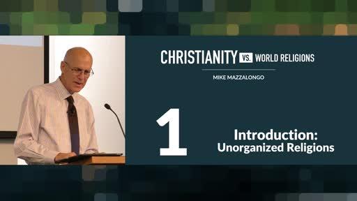 Introduction: Unorganized Religions