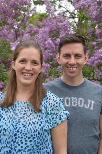 Robert And Sarah Good