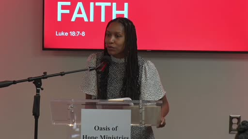 Persistent Faith | May 16, 2021 | Chalis Henderson