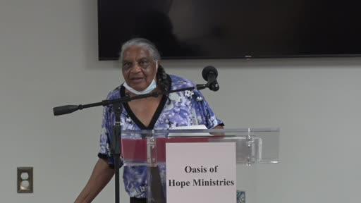 Bible Study | May 26, 2021 | Bessie Kearney