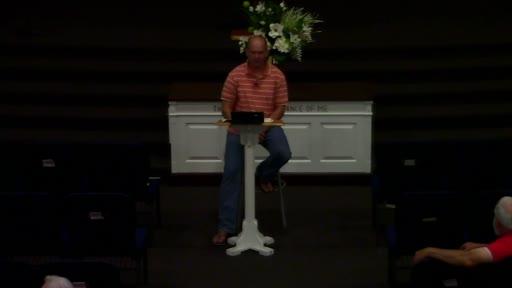 Wednesday Night Bible Study, Ezra Introduction