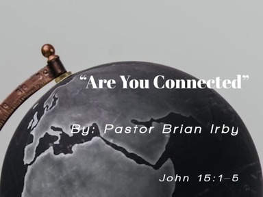 Are You Connected