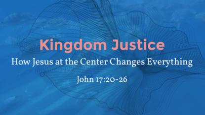 Transformation UMC - May 30, 2021 - Worship Service - Kingdom Justice