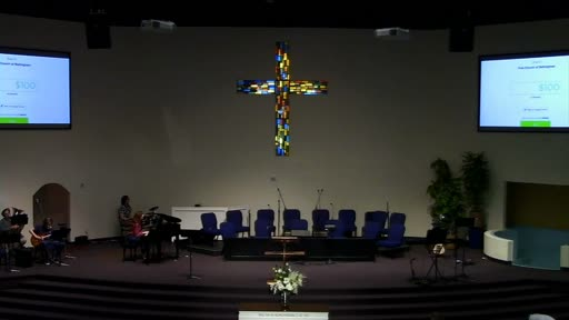 Pastor Felipe Arias, May 30, 2021