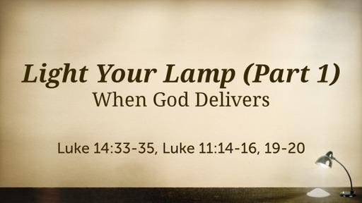 When God Delivers