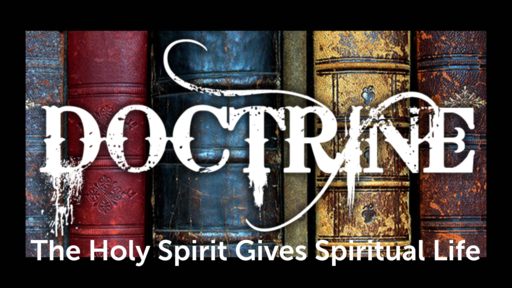 The Holy Spirit Gives New Life