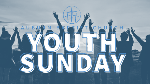 Fear Less (Youth Sunday)