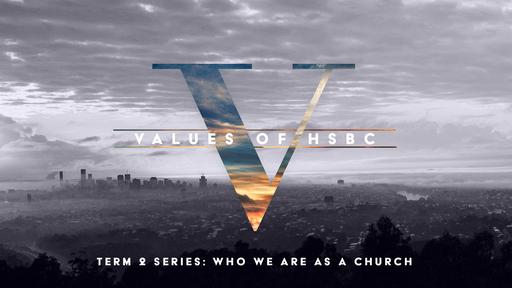 HSBC Values